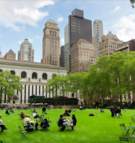 5 belíssimos parques de Nova York
