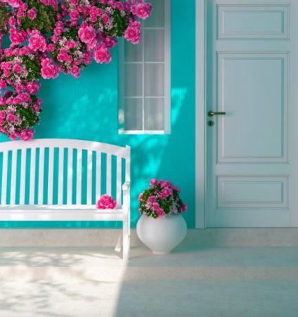 As melhores ideias para decorar a fachada da sua casa