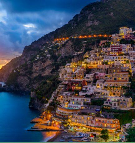 Top 5 cidades no sul da Itália