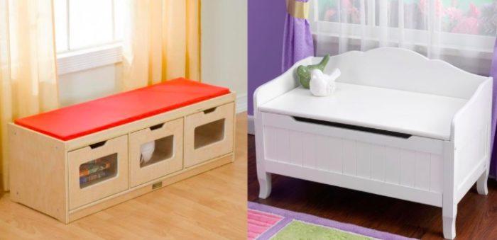 Como organizar os brinquedos: 15 ideias para arrumar o quarto infantil