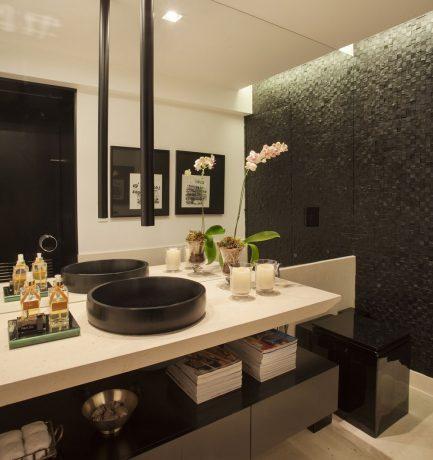 Inspirações e dicas para decorar seu lavabo