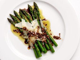 9 maravilhosas receitas com aspargos