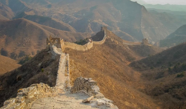 10 lugares para conhecer antes de morrer muralha da China