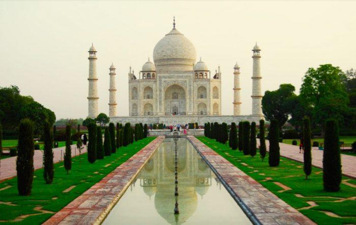10 lugares para conhecer antes de morrer Taj Mahal