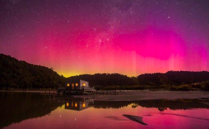 10 lugares para conhecer antes de morrer Aurora Australis